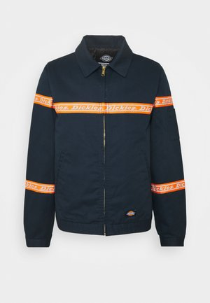 GARDERE JACKET - Summer jacket - dark navy