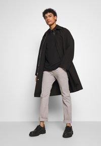 Baldessarini - JACK - Trousers - light grey - 1