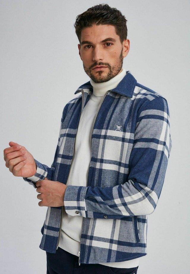 Shirt - blau