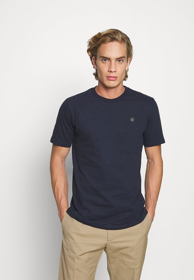 AKROD - T-shirt basic - dark blue