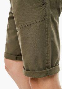 s.Oliver - Shorts - khaki - 3