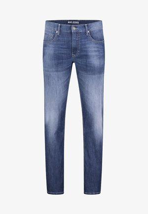Straight leg jeans - deep blue