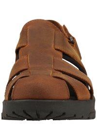 Timberland - Vandringssandaler - buckthron brown 2031 - 5