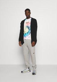 Hollister Co. - Print T-shirt - med grey - 1
