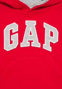 GAP - TODDLER BOY LOGO - Hoodie - red wagon - 2