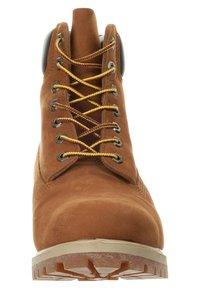 Timberland - PREM RUST - Stivali da neve  - brown - 2