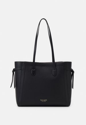 LARGE TOTE - Handbag - black