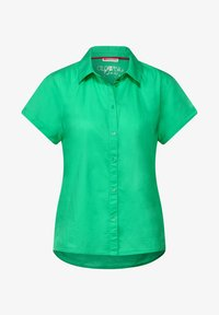 Street One - Button-down blouse - grün - 3