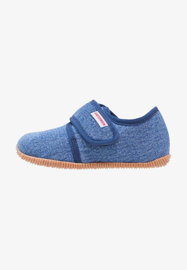 SENSCHEID - Chaussons - jeans
