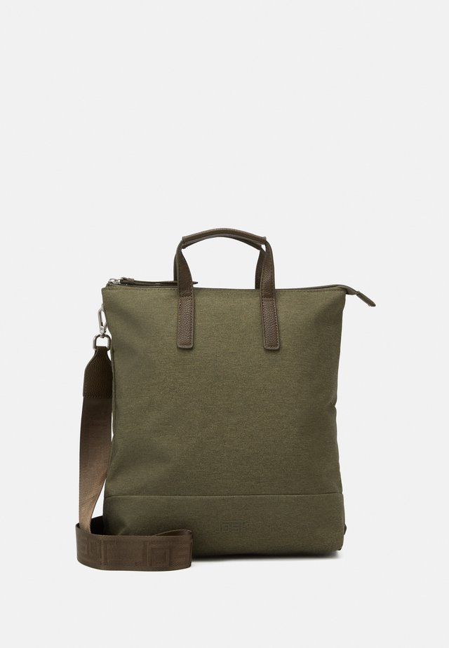 CHANGE BAG - Handbag - olive