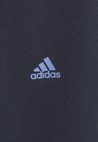 adidas Performance - Legginsy - dark blue - 6