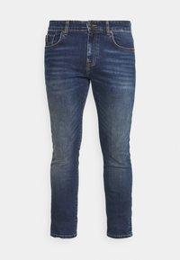 JOSHUA - Slim fit jeans - hosea undamaged wash