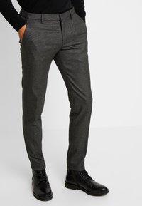 Cinque - CIBRIX - Kostymbyxor - dark grey - 0