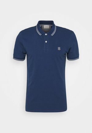 SLHNEWSEASON - Polo shirt - blue