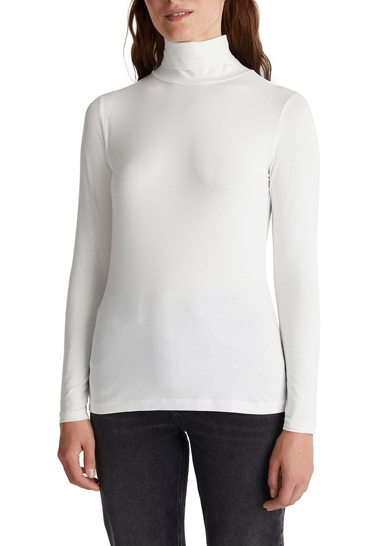 Esprit - CORE - Long sleeved top - off white