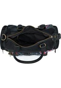 Desigual - BLACK PAPER - Handbag - black - 4