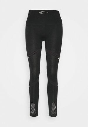 SEAMLESS LEGGINGS EXITUM - Collant - schwarz