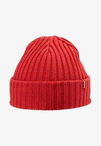 Levi's® - RIBBED BEANIE - Czapka - brilliant red - 4