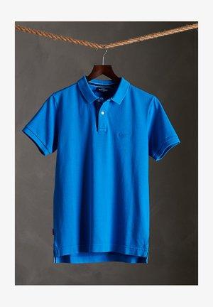 Polo shirt - riviera royal
