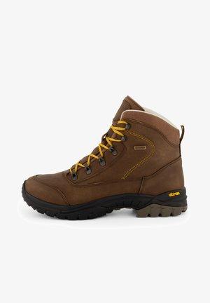AARHUS - Hiking shoes - light brown