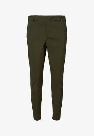 Spodnie materiałowe - peat