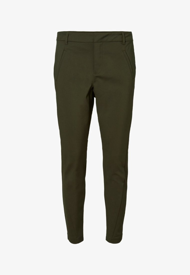 Vero Moda - Trousers - peat