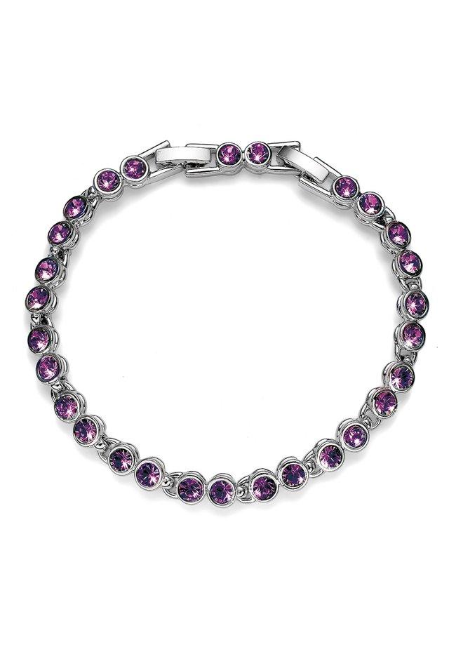 TENNIS - Bracelet - violett
