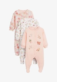 Next - 3 PACK  - Pyjamas - pink - 0