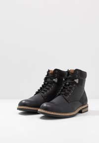 Call it Spring - ELTHAM - Bottines à lacets - black - 2