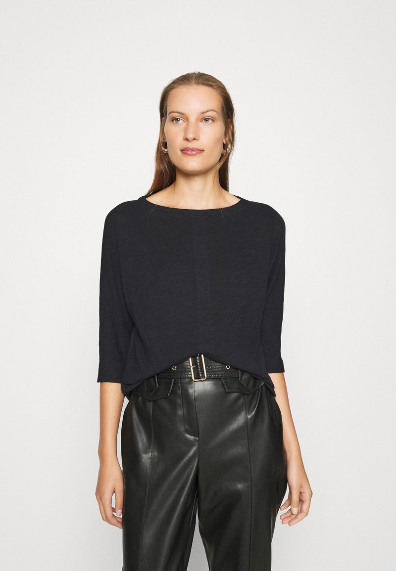 s.Oliver - Long sleeved top - black