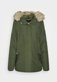 Vero Moda Tall - VMEXPEDITIONHIKE - Winter coat - black forest - 5