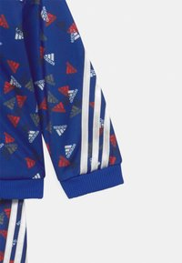 adidas Performance - SHINY SET UNISEX - Tracksuit - bold blue - 3