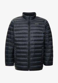 Calvin Klein - LIGHT DOWN LINER - Light jacket - black - 4