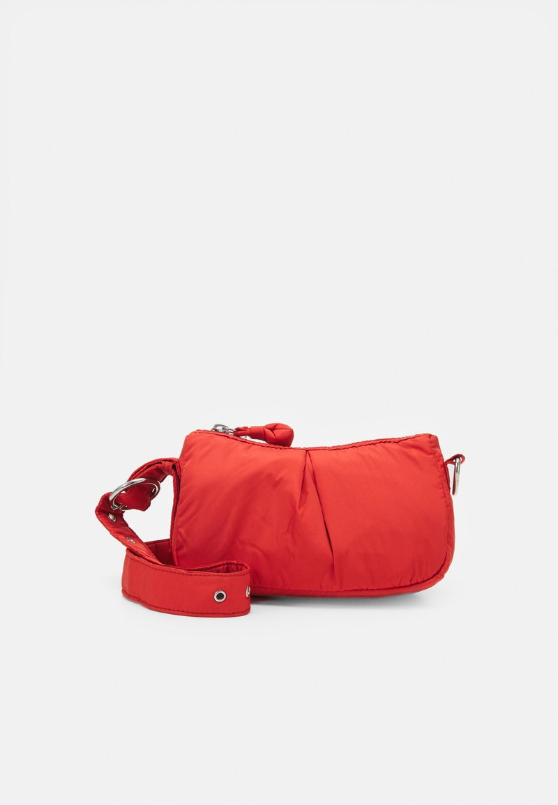 Topshop - SAFF SHOULDER UPDATE - Across body bag - rust