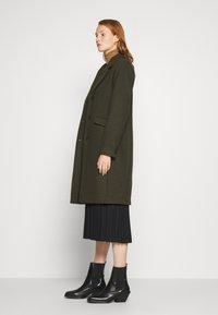 Modström - PAMELA COAT - Classic coat - dark army - 3