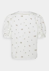 Levi's® - ROYCE COLLAR BLOUSE - T-shirts print - sadie/cloud dancer - 1