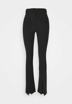 ENJEFF PANTS - Trousers - black
