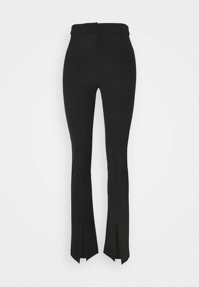 ENJEFF PANTS - Pantaloni - black
