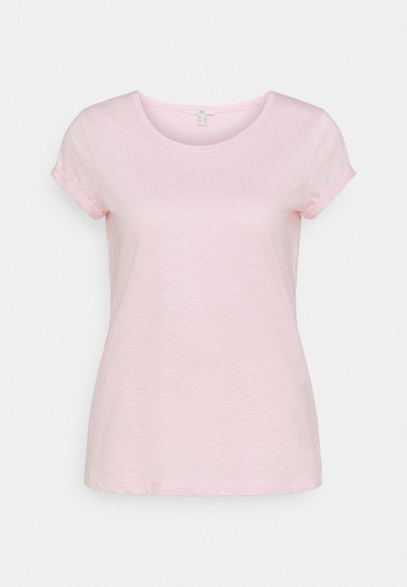 edc by Esprit - CORE - Basic T-shirt - light pink