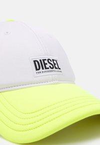 Diesel - DURBO UNISEX - Casquette - yellow - 3