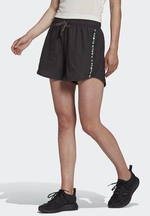 SHORT KARLIE KLOSS TRAINING WORKOUT REGULAR SHORTS - Shorts - black