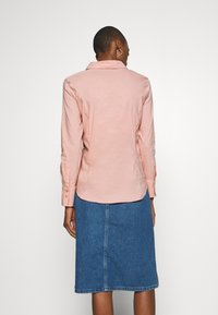 More & More - BASIC BLOUSE - Button-down blouse - pastel rose - 2