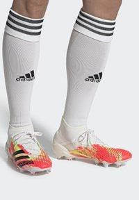adidas Performance - Kopačky lisovky - ftwr white/core black/pop - 0