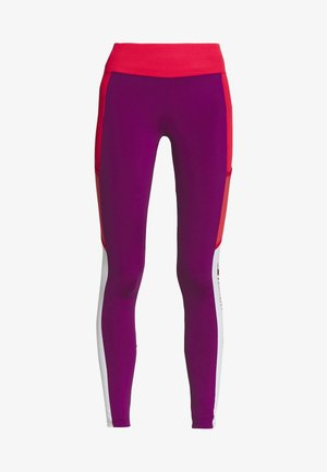 FULL LENGTH LEGGING - Leggings - purple