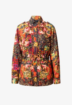 DESIGNED BY M. CHRISTIAN LACROIX - Manteau court - green