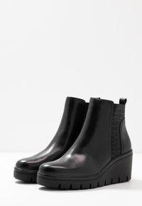 Tamaris - Ankle boots - black - 4