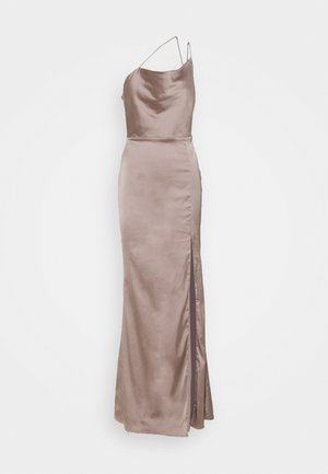 PUT ON A SHOW STRAP GOWN - Occasion wear - nougat