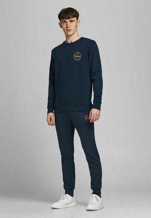 2 PACK  - Spodnie treningowe - navy blazer