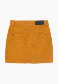 Vingino - QATRIES - Mini skirt - ochre yellow - 1