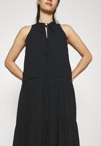 YAS - YASVELO DRESS - Maxi dress - black - 5